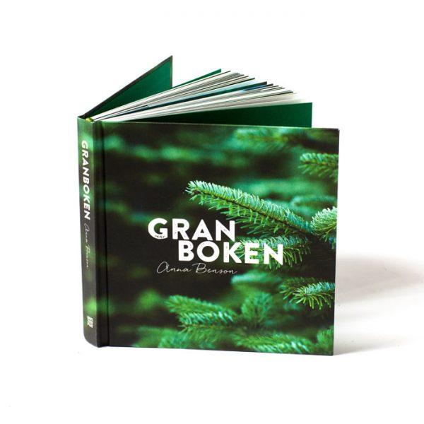 Granboken av Anna Benson