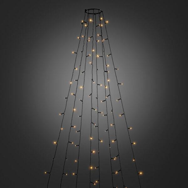 Julgransbelysning smålampor i ring